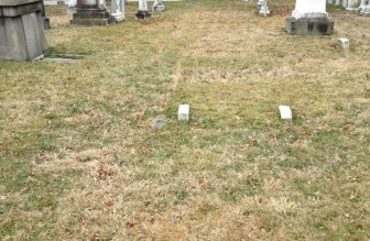 Arnold Grave Site