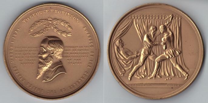 Robinson Medal