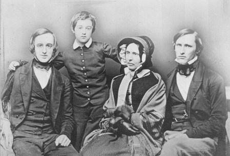 Seward family