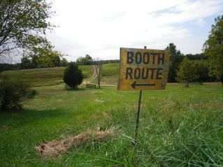 Mudd Booth Route