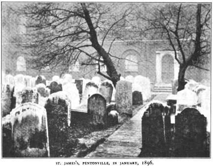 Henry Byron's Graveyard 1896