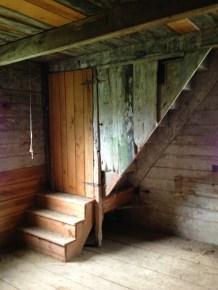 Inside Hughes Booth Cabin 1