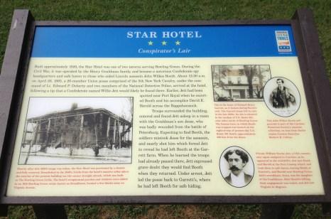 Star Hotel Sign
