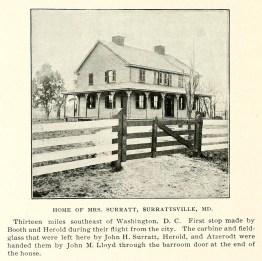 Surratt Tavern Oldroyd 1901