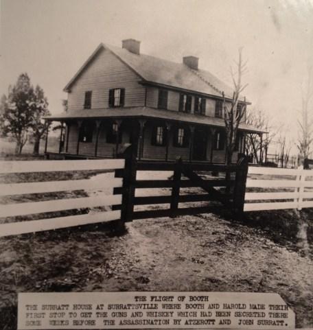 Surratt Tavern Oldroyd's photo 1901