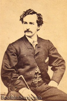 John Wilkes Booth Gutman 22