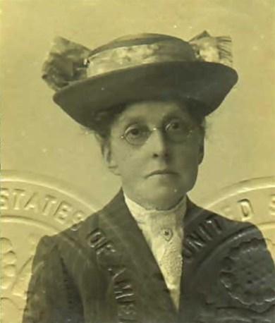 Adrienne Clarke 1920