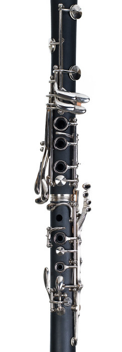 Clarinets Close - Booths Music Instruments