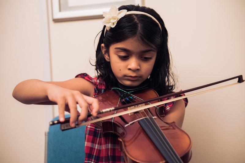 Violin Lessons Bolton