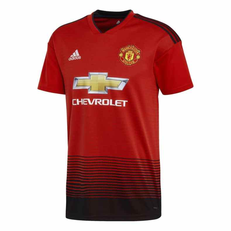 Manchester United Home Jersey Deals