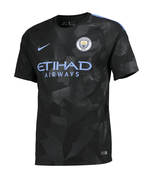 anchester City 17/18 Third Kit Camo