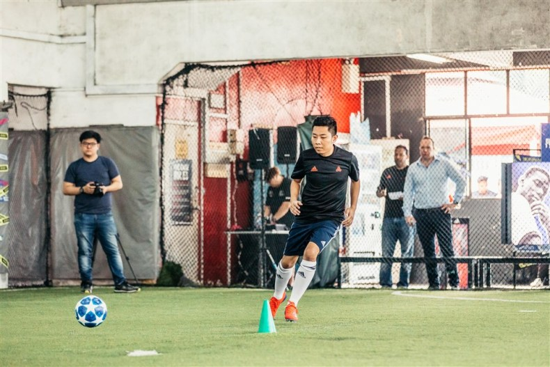 Interview: Hafiz Sujad and Emmeric Ong - adidas Creators Only Singapore
