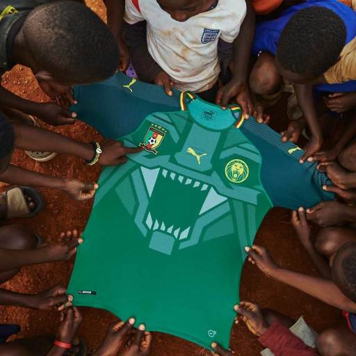 A Look Back: Puma x Cameroon