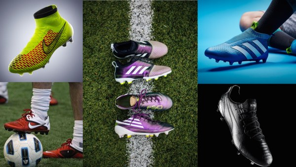 5 Biggest Trends in Football Boots of the Decade