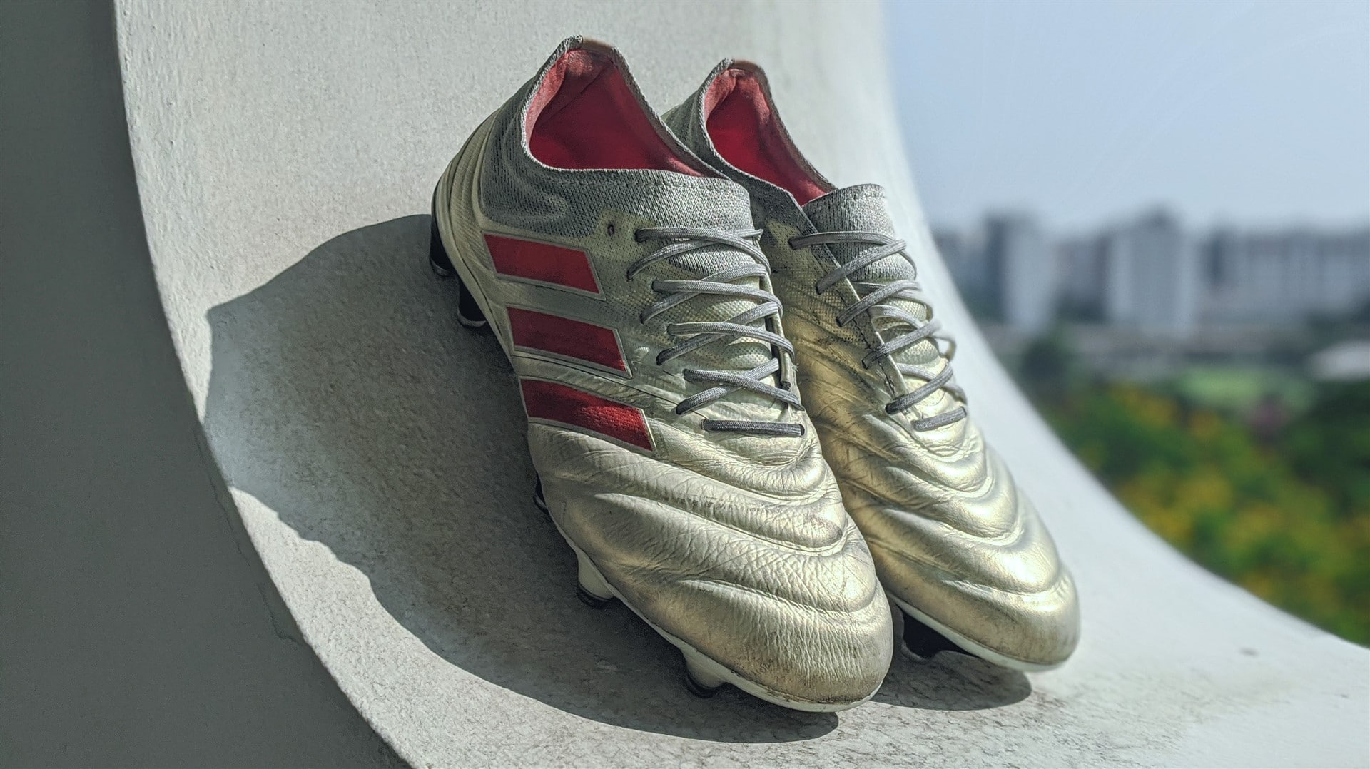 I wore the adidas Copa 19.1 for a year