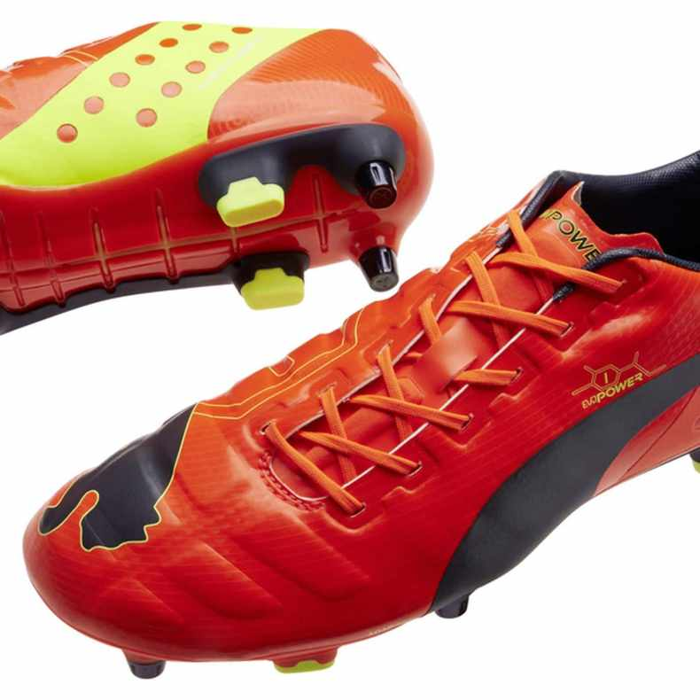 building the best power boot - Puma evoPower 1