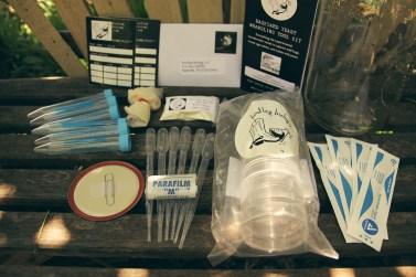 Backyard Yeast Wrangling Kit