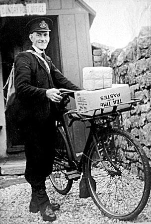 Vintage Postman