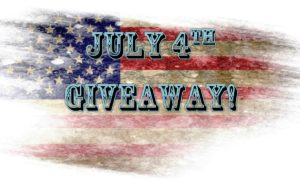 Giveaway July 4th