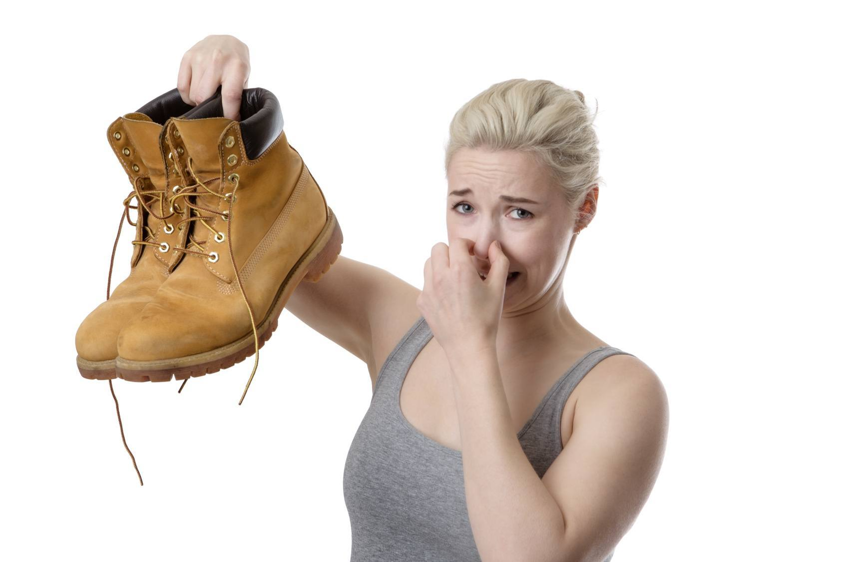 Removing Odor From Boots Smelly Work Boots