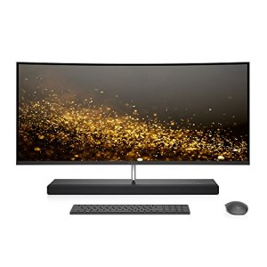 HP ENVY 34-b010 34-inch Curved All-in-One Computer