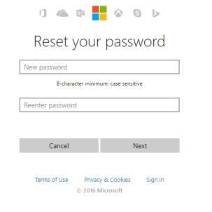 MicrosoftReset