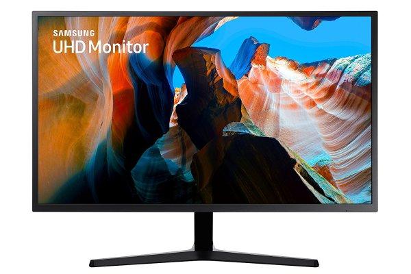 Samsung U32J590 4K Monitor 32-inch UHD LED-Lit