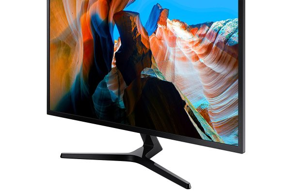 Samsung U32J590 4K Monitor 32-inch UHD LED-Lit stand