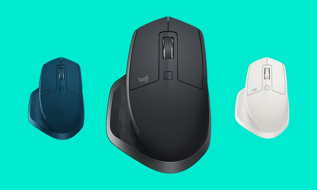 logitech mx master 2s wireless mouse-3-colors