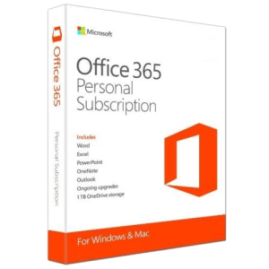 microsoft office 365 personal monthly