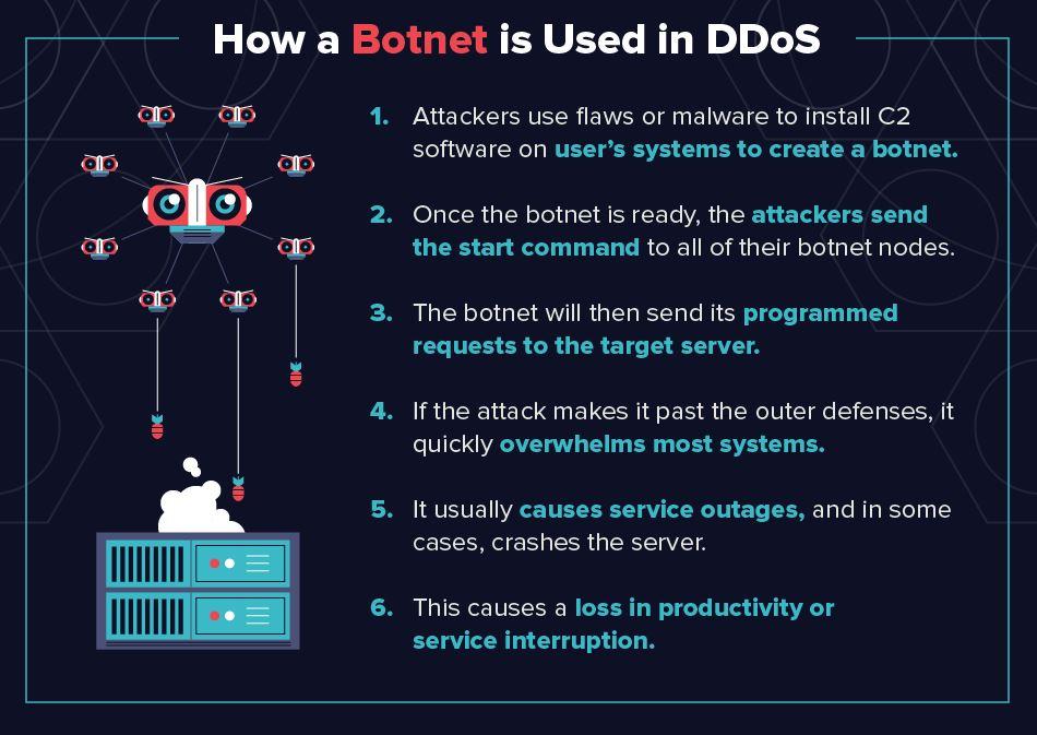 botnet ip stresser and ddos