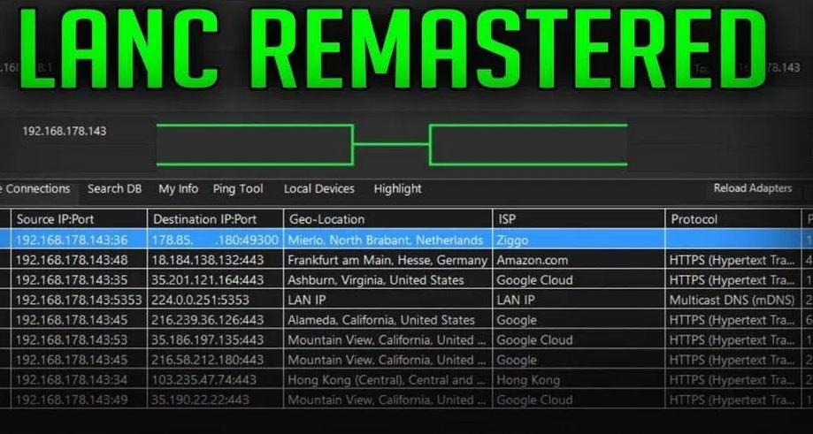 lanc remastered ddos xbox