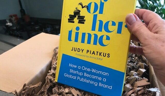 An Interview With Judy Piatkus