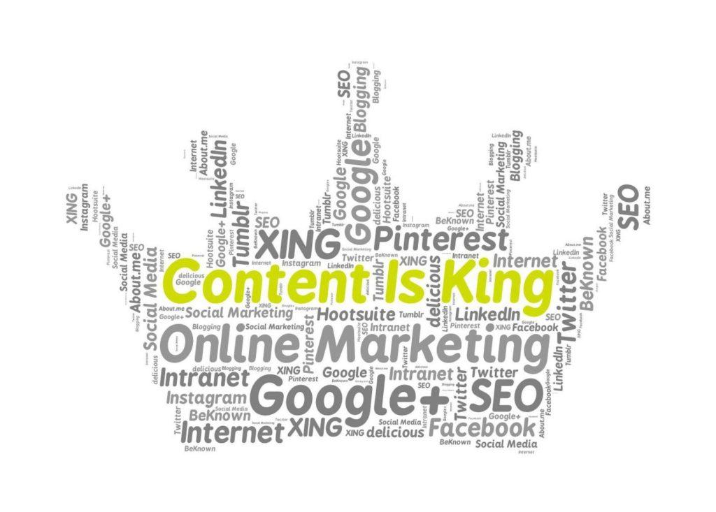 Proposer de bons contenus sur vos appli web
