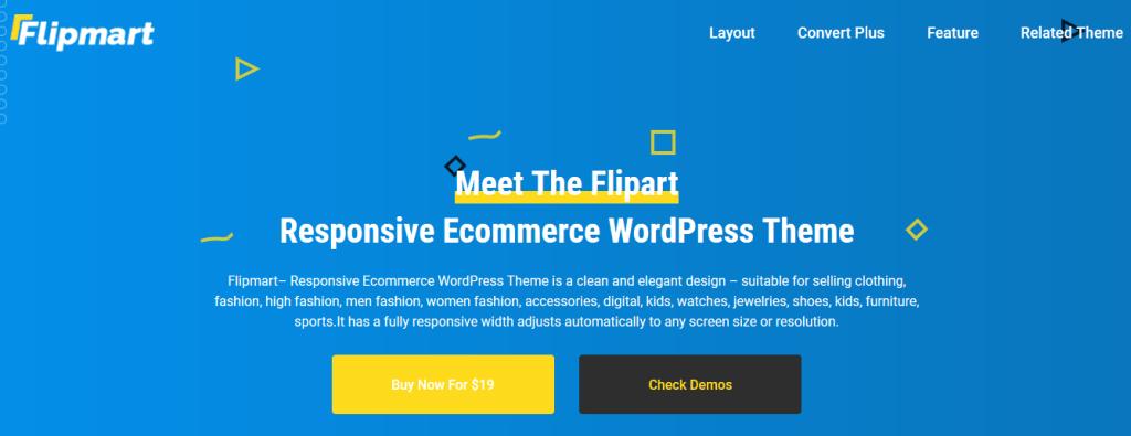 flipmart: meilleurs thèmes pour site d'ecommerce