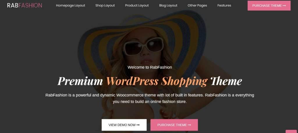 rab: meilleurs thèmes pour site d'ecommerce