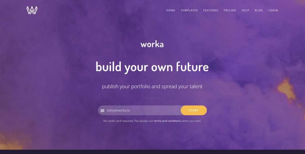 worka : créateur de site internet