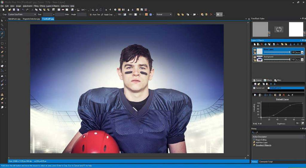 photo-pos-pro : logiciel de retouche photo