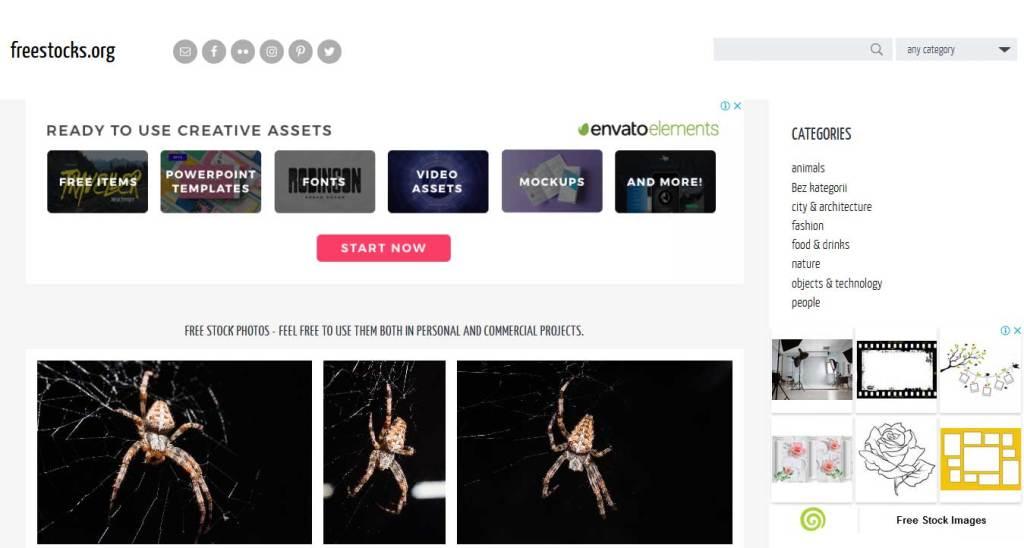 Freestock site d'images gratuites