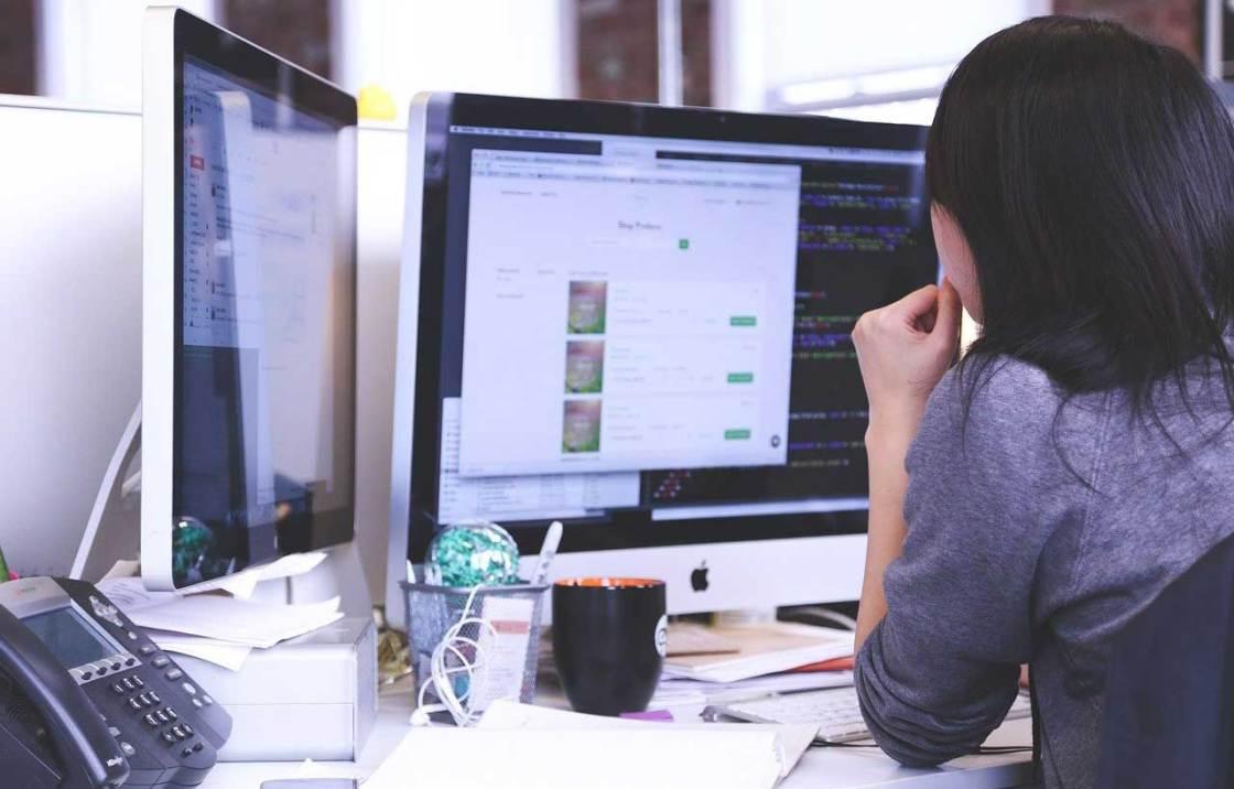 devenir un développeur web