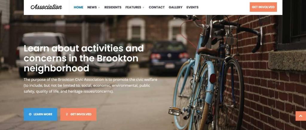 association : thèmes wordpress pour site d'association