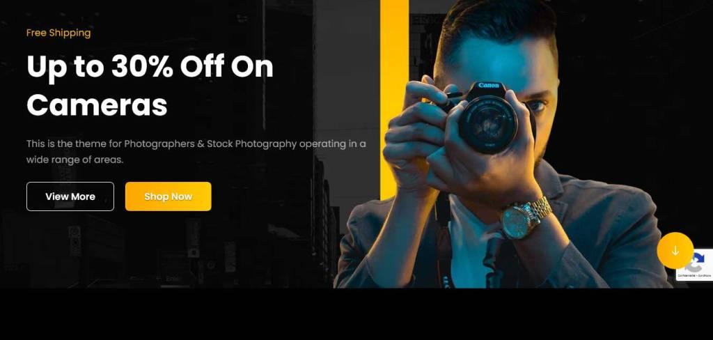 photofocus : thèmes wordpress gratuits pour photographes