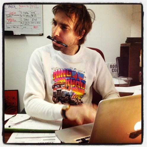 Andy- Founder/Prez