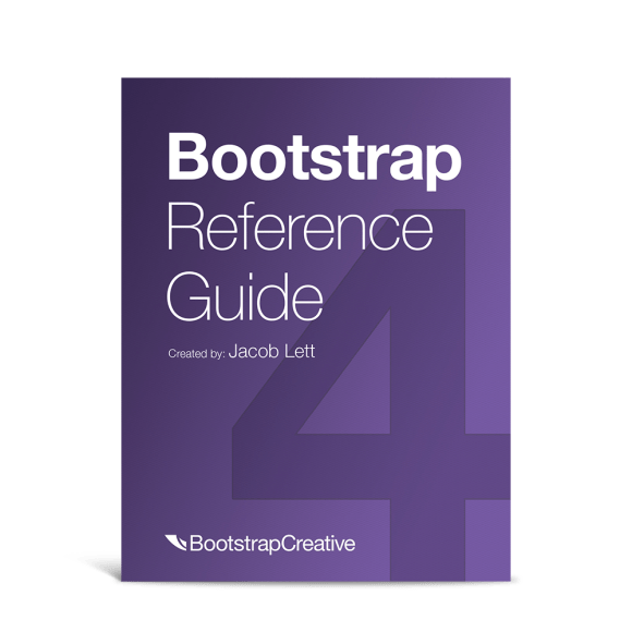 bootstrap all classes references book