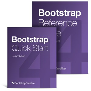 bootstrap 4 quick start series