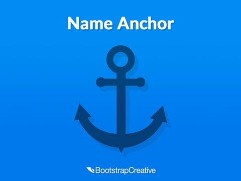 New HubSpot Modules - Name Anchor and Top Announcement Bar