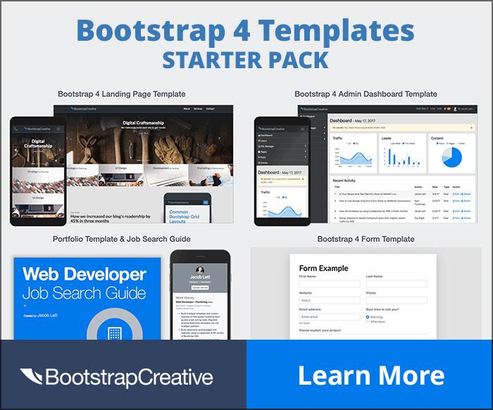bootstrap 4 starter 336x280 1