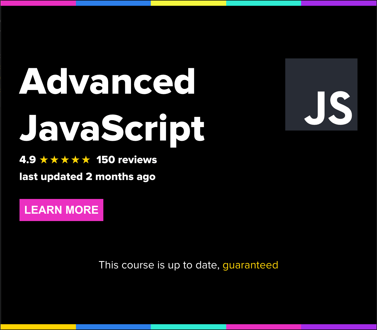 advanced js