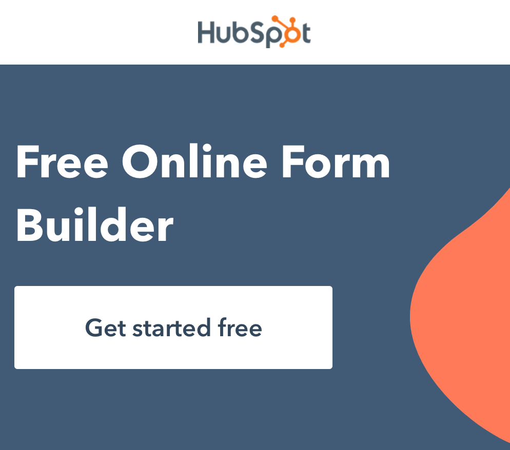 free form builder hubspot