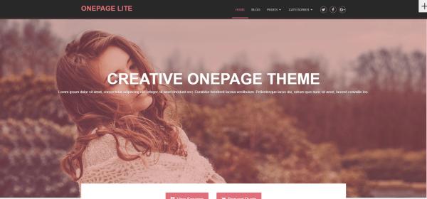 onepage-lite